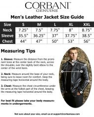 amazon-corbani-genuine-mens-size-guide
