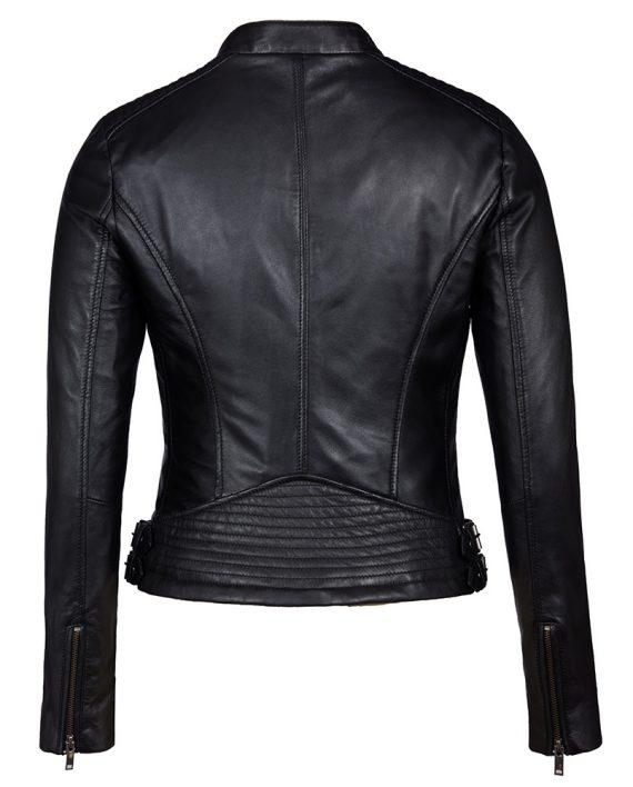 Asymmetrical Jacket Womens