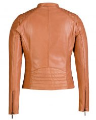 Cognac-Corbani-Genuine-Quilted-Shoulder-Scuba-Leather-Jacket-Back