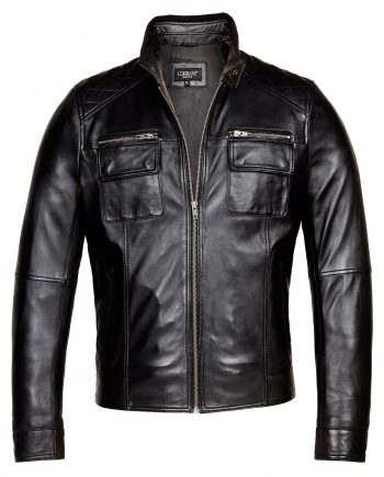 Designer Mens Leather Jackets made from Genuine Lambskin Leather