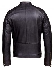 Vintage-Black-Corbani-Racer-Leather-Jacket-With-Quilt-Back