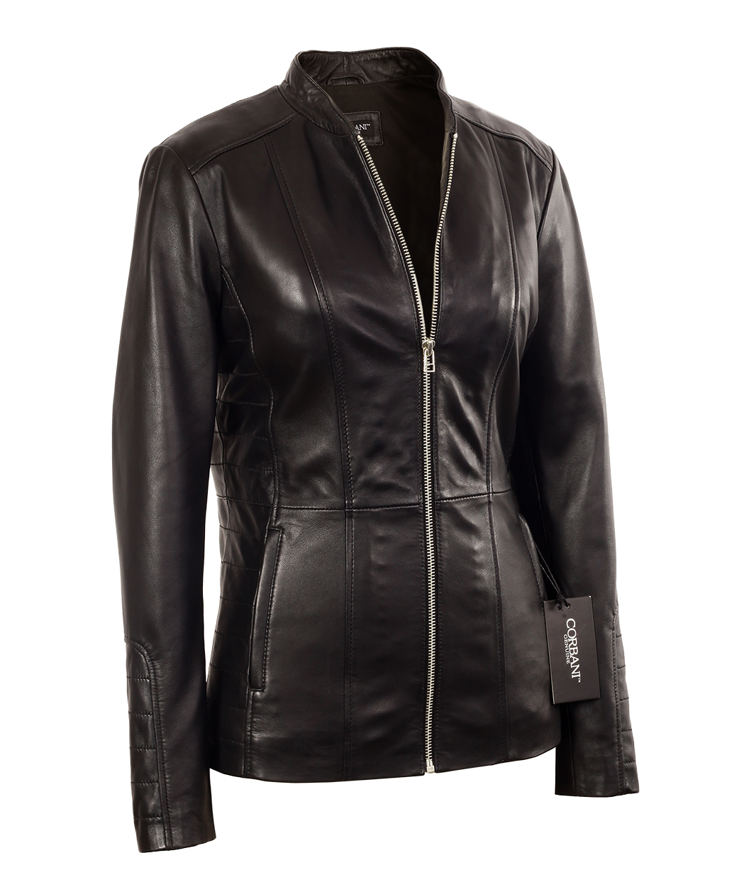 Real leather jackets for women